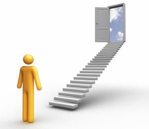 membuka pintu sukses