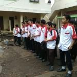 31 Mahasiswa Bergabung dengan CRB
