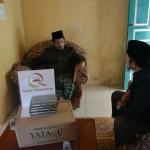 Kunjungan Relawan dari Yayasan Takrimul Qur'an (YATAQU) Kabupaten Tasikmalaya