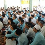 "Seminar Motivasi dalam ""Kuliah Duha"" di SMPN 2 Ciawi-Bogor"