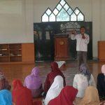 Cinta Remaja Bangsa (CRB) mengadakan kunjungan ke Majlis Ta'lim Khadijah Bogor