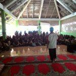 Pembekalan Pasca UN SMP 1 Ciawi Kabupaten Bogor oleh Relawan CRB