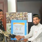 Penyerahan Dana Operasional Yayasan Mutiara Surga Periode Juni 2016