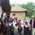 Tebar Pangan di Kp. Cibiuk, Rt. 04/04 Desa, Cikopomayak Jasinga Kab, Bogor