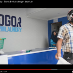 Bogor Laundry: Bisnis Berkah dengan Sedekah