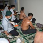 Peduli Kesehatan, Relawan Huda Cendekia Gelar Bekam Massal Gratis
