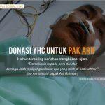 Bantuan Tunai Untuk Pak Arif Rahman