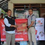 Penyerahan Bantuan untuk Korban Kebakaran Kampung Gudang Bogor