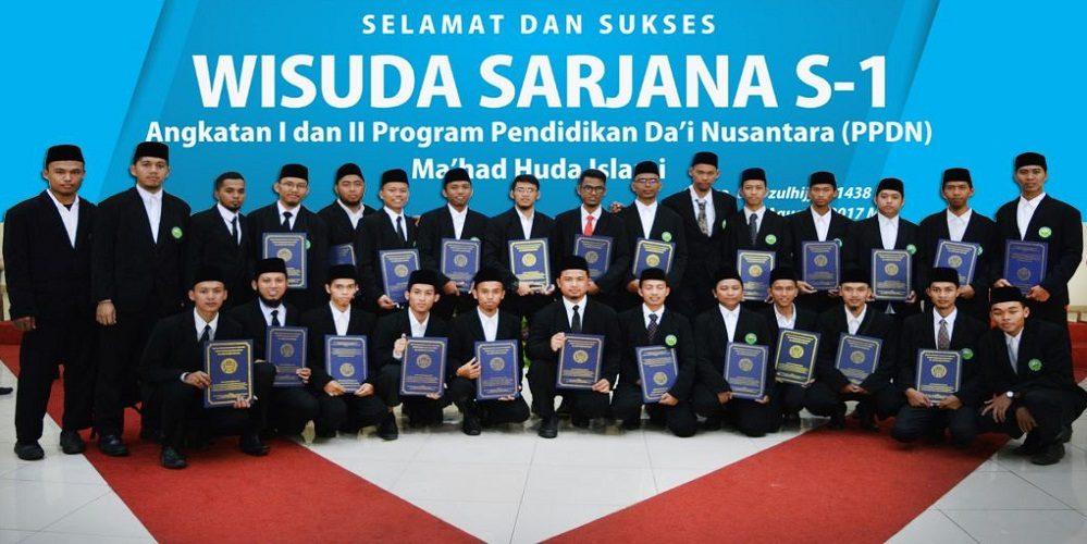 wisuda mahasiswa beasiswa generasi cendekia ppdn