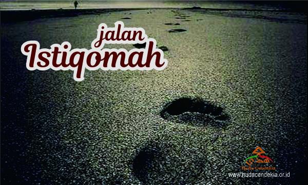 Istiqomah dijalan Allah