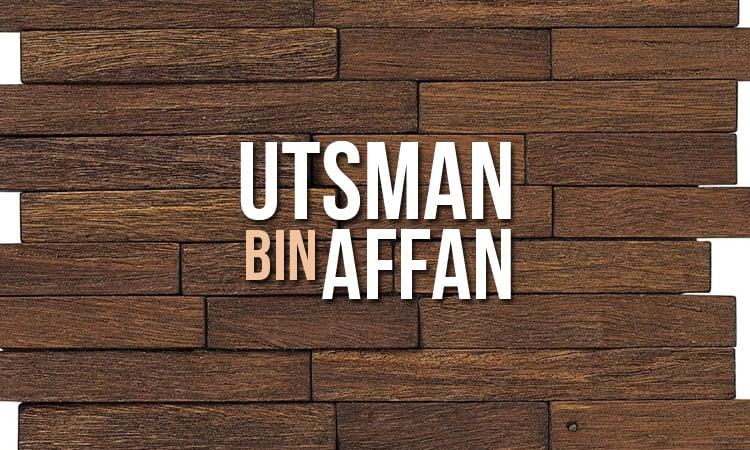 Utsman-bin-Affan-Radhiallohu'anhu