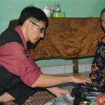 Paket Sembako Para Donatur Meringankan Beban Mak Pupuh