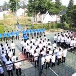 Apel Pagi Para Mahasiswa Beasiswa Pendidikan Islam